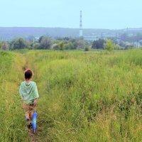 Что важно взять из детства во взрослую жизнь? :: Валентина ツ ღ✿ღ