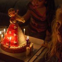 С днём рожденья, Даша! :: Ирина Данилова