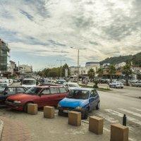 Городская улица :: Gennadiy Karasev