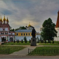 Иосифо-Волоколамский мужской монастырь :: Дмитрий Анцыферов