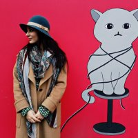 Анастасия Квасова - Молодой дизайнер