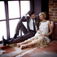 Необычная свадьба :: Юлия Полянина