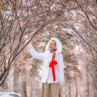 Зимняя фотопрогулка. :: Дарья Кутузова