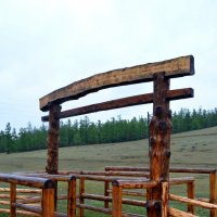Ворота-лабиринт :: Ольга