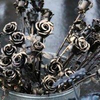 железно,розы :: Олег Лукьянов