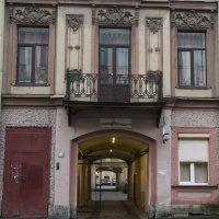 Фрагмент здания :: Aнна Зарубина