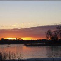 первое морозное утро :: liudmila drake