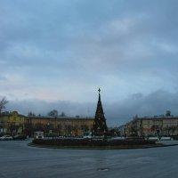 Снегопадное небо..... :: Tatiana Markova