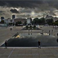 Сезон дождей в Т ель Авиве :: Shmual Hava Retro