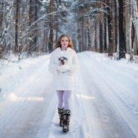 Любовь не мерзнет в холода ) :: Екатерина Просвирнина