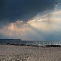 Забытый пляж :: Виктор Четошников