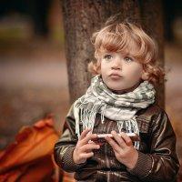 Осенний портрет :: Наталья Вендт Фотограф&Дизайнер