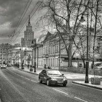 Серые будни большого города :: Константин