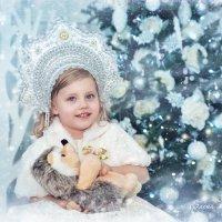 Снегурочка :: Елена Рябчевская