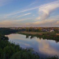 Река Быстрая Сосна. :: Ирина Нафаня