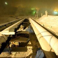 Рабочие моменты в зимний период... :: Витас Бенета