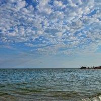 Летний день на Азове :: Татьяна Кретова