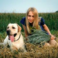В поле :: Татьяна Бандурко