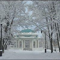Зима пришла. :: Борис Гуревич