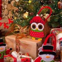 Подготовка к Новогодним съёмкам окончена! )) :: Райская птица Бородина