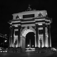 Триумфальная арка :: Владимир Вышегородцев
