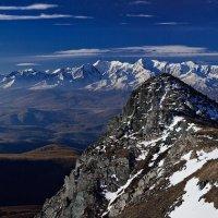 Вид на Северо-Чуйский хребет :: Егор Балясов