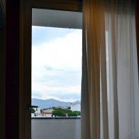 Дверь на балкон :: Ольга