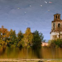 Осеннее отражение :: Николай Белавин