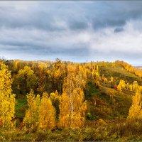 Осенняя панорама... :: Александр Никитинский