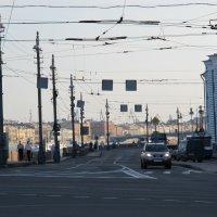 городской пейзаж :: Ольга ОК Попова