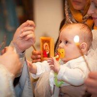 Крещение :: Наталья Тривайлова