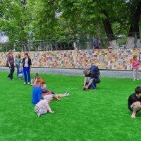 На детской площадке :: Валерий Талашов