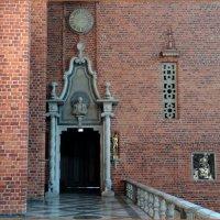 Голубой зал Ратуши :: Вера
