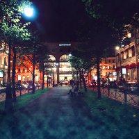 Прекрасные ночи Санкт- Петербурга. :: Павел Новоселов