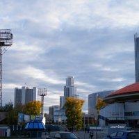 осень в городе :: Альфия Музафарова