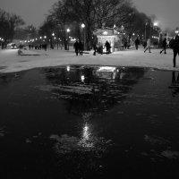 Вечер в парке :: Татьяна [Sumtime]