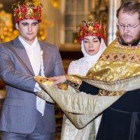 Венчание в Казанском Кафедральном Соборе :: Екатерина Жукова