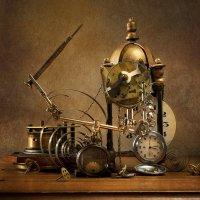 Безумная часовая фантазия #2 :: Lev Serdiukov