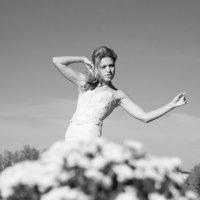 Цветочное платье :: Ksenia Shelkova