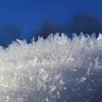 Снежный хрусталь :: Андрей Скорняков