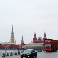 Красная  площадь :: Владимир Болдырев