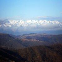 великий кавказкий хребет :: валентин яблонский