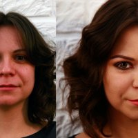 дневной макияж :: Юлия Степанчикова
