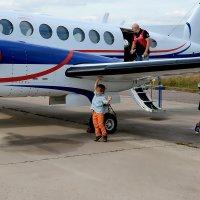 28 августа 2015 года. Вырасту - стану летчиком.... :: Сергей Коньков