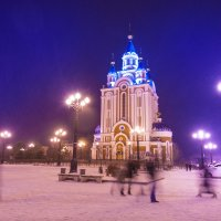 Хабаровск :: Виктор Твердун