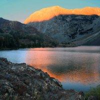 Горное озеро :: lady-viola2014 -