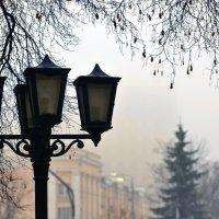 Город в тумане :: Владимир
