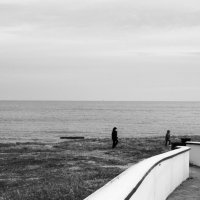 На побережье :: Екатерина Соаха