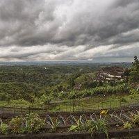 начало сезона дождей на Бали :: Александр