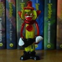клоун (Венецианское стекло) :: Ефим Хашкес